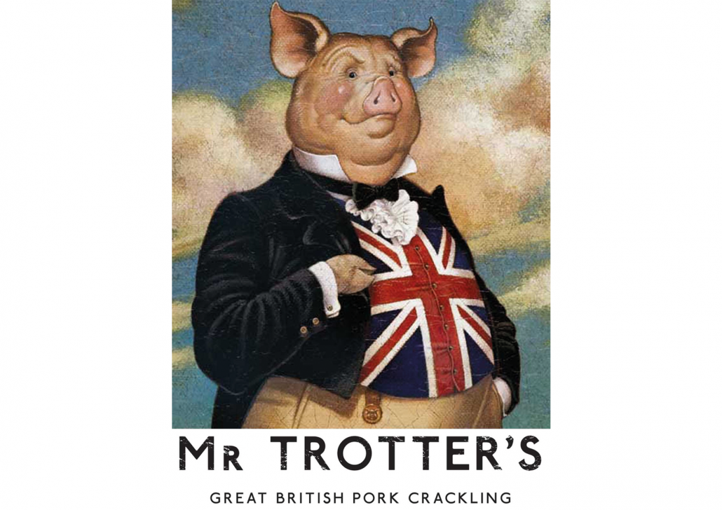 mr trotters