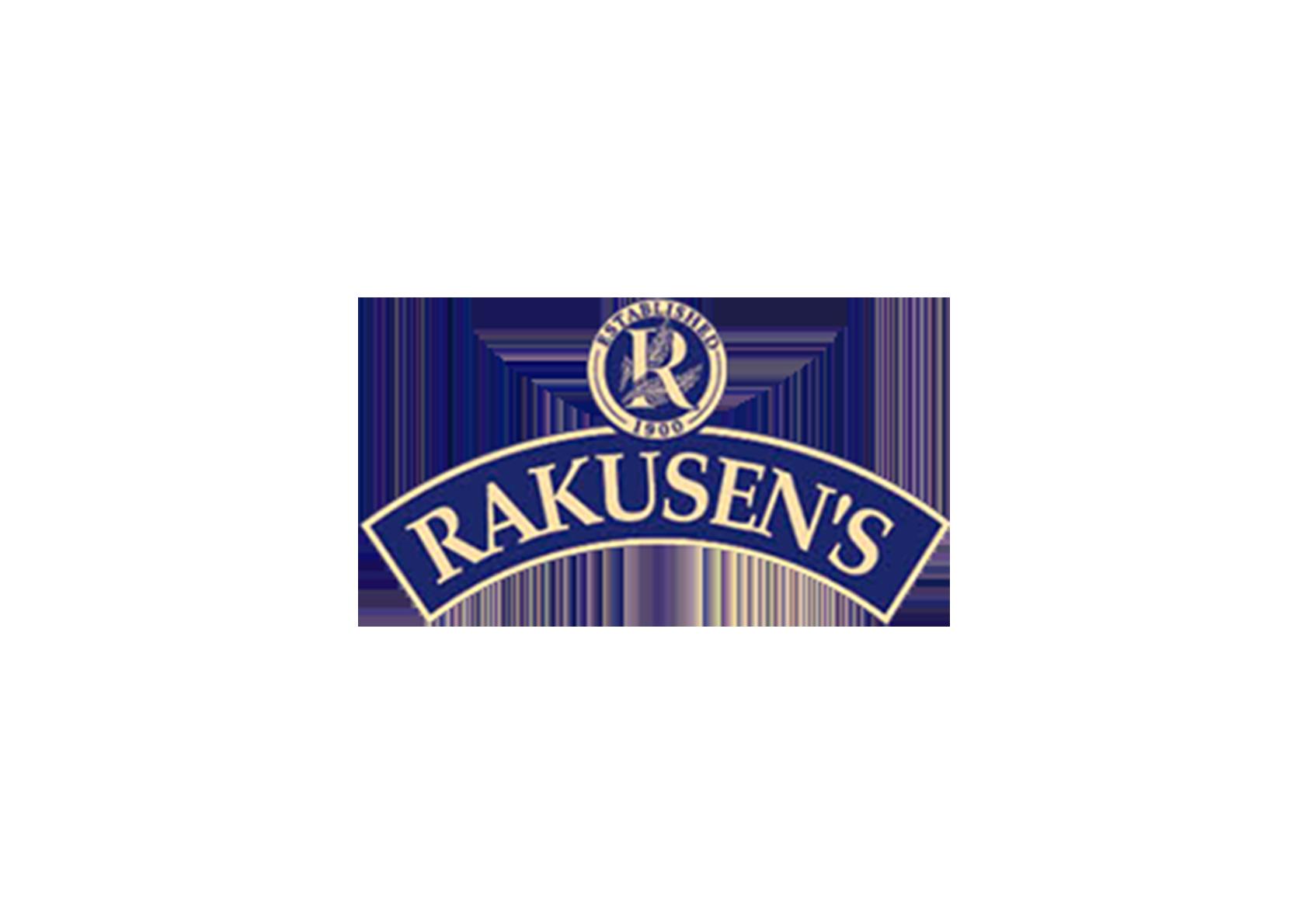 Rakusens logo 1
